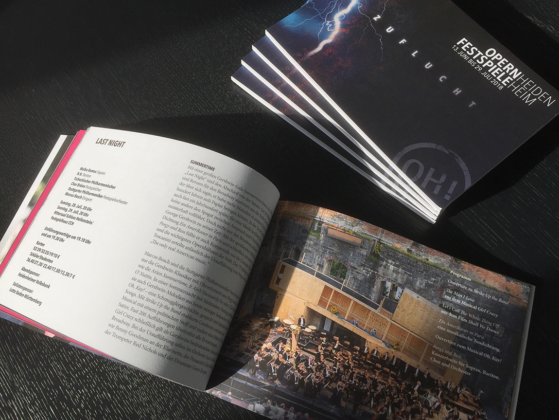 Werbeagentur Heidenheim opernfestspiele heidenheim 2018 werbeagentur hüper gmbh heidenheim